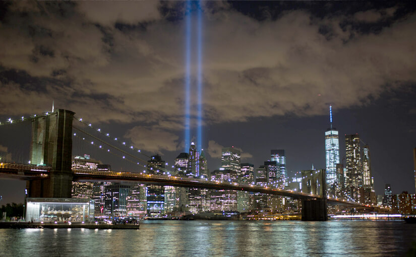 86. What major event happened on September 11, 2001, in the United States?
