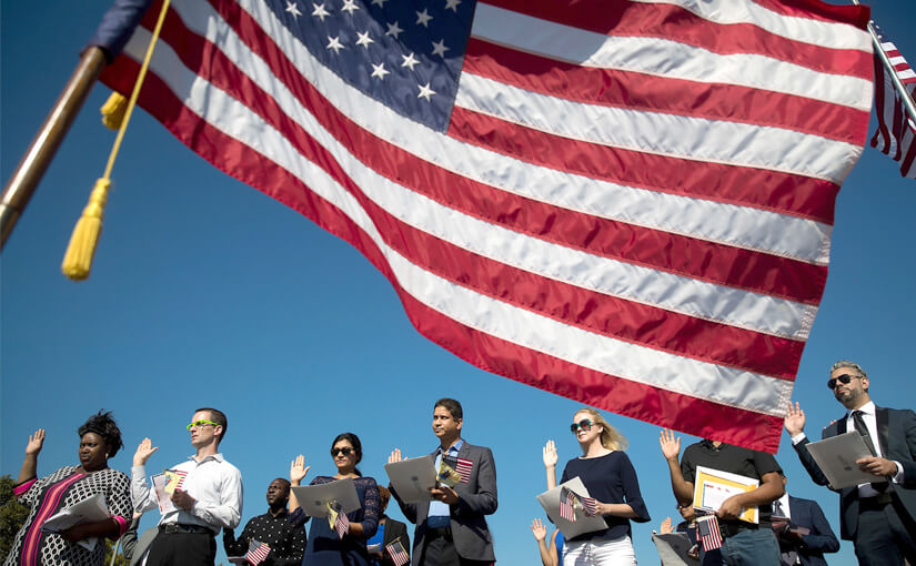 USCIS Announces Plan to Improve the Naturalization Test
