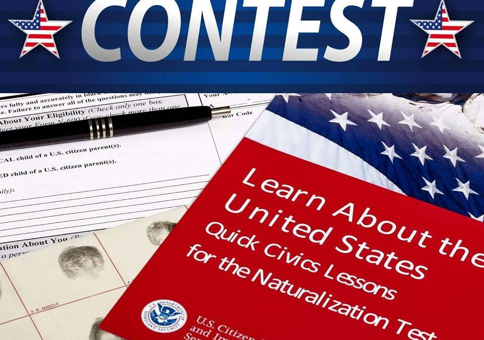 """President's Day"" contest to have your USCIS fees paid"