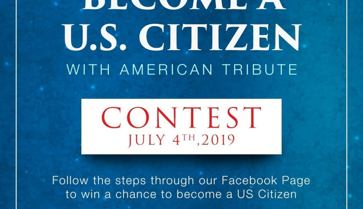 American Tribute is sponsoring a 4th of July Contest